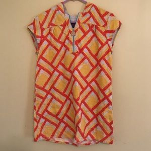 Tracy Feith for Target Linen Cover Up/Tunic, XS